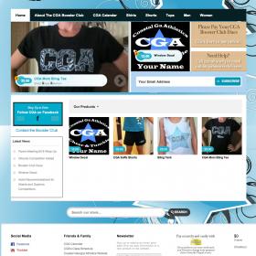 Booster Club Website